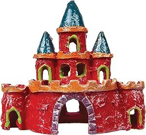 GloFish Castle Ornament for Aquarium