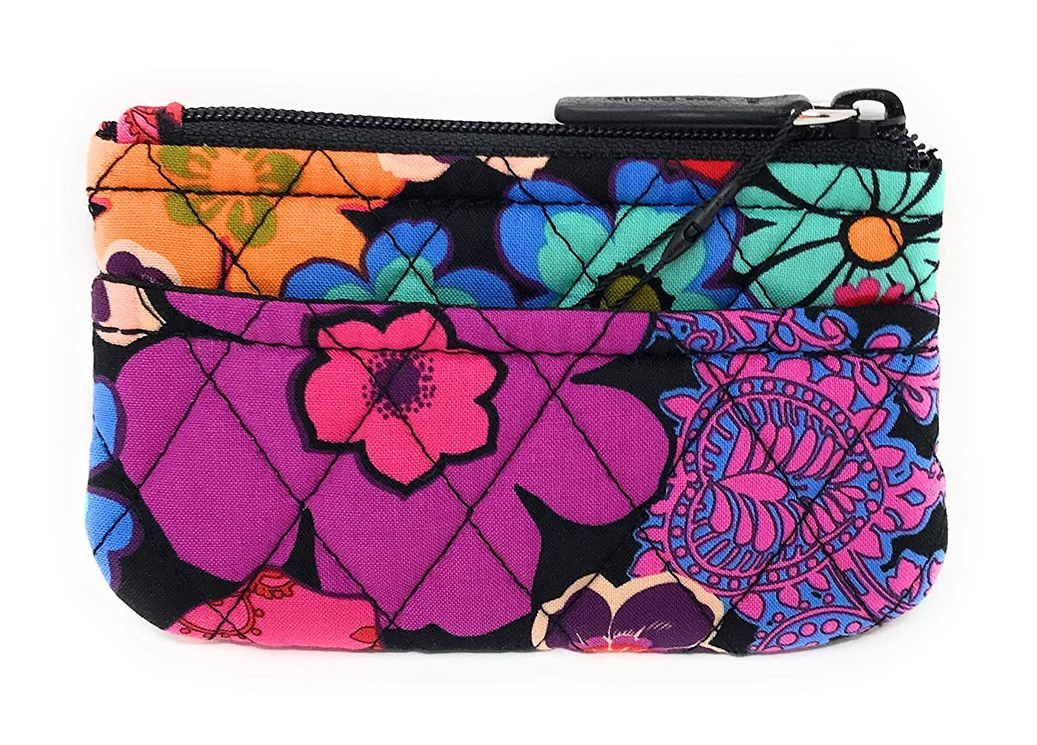 Vera Bradley Coin Purse in Floral Fiesta