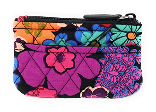 Amazon.com: Vera Bradley – Monedero, talla única: Jewelry
