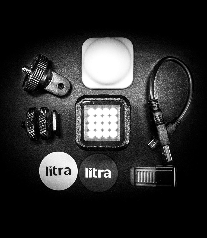 Litra Torch 2 0 Premium Led Licht Wasserdicht Für Kamera
