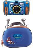 Vtech 80-507114 儿童相机,带包