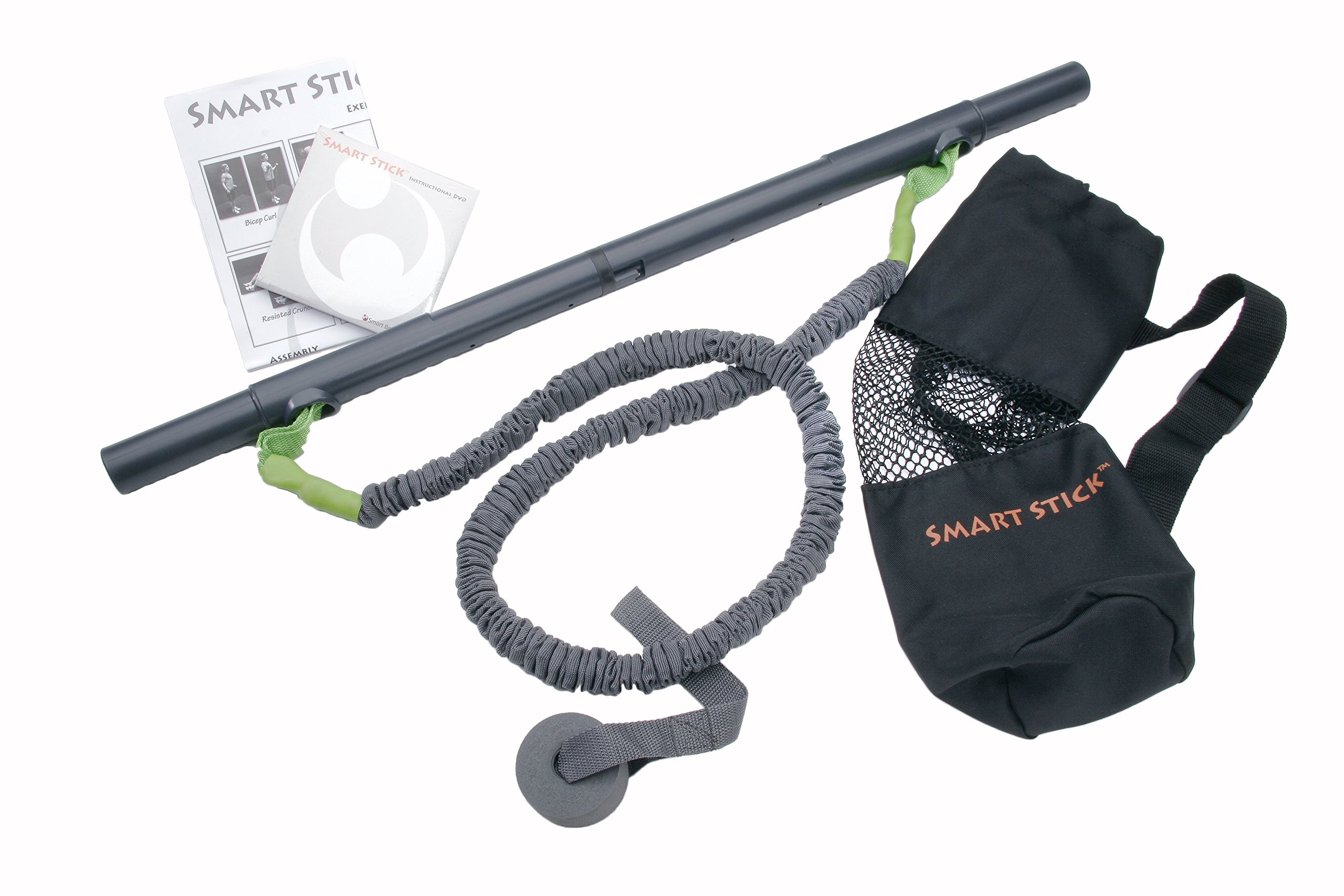Smart Stick Weighted by Smart Body Performance
