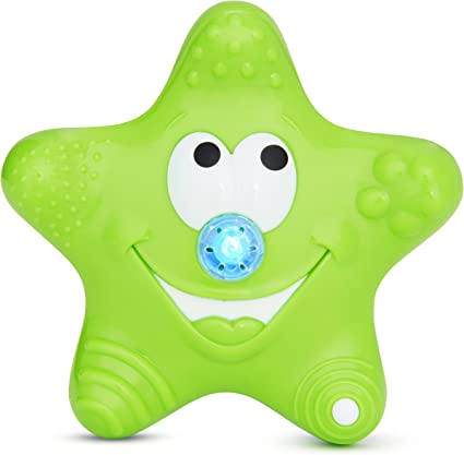 Munchkin Star Fountain Bath Toy Color Assorted