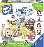 Ravensburger 04510 Ministeps Unser BauernhofSpiel