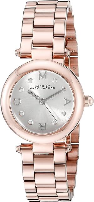Marc Jacobs Women's Dotty Rose Gold-Tone Watch - MJ3452
