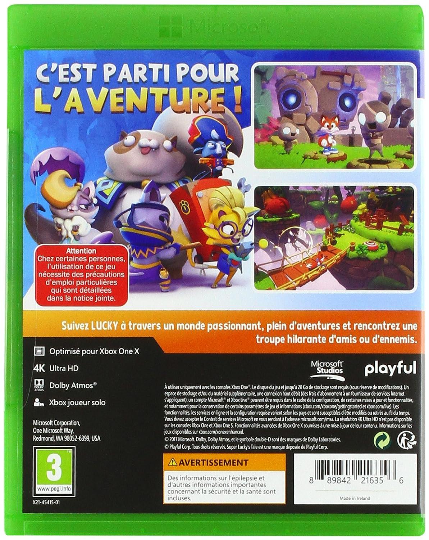 Super Luckys Tale - Édition Standard | Xbox One - Code jeu à télécharger:  Amazon.fr: Jeux vidéo