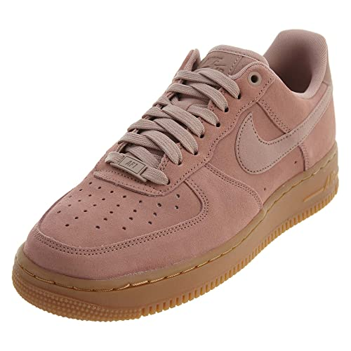 Zapatillas Nike – Air Force 1 07 Lv8 Suede Rosa/Rosa Talla: 44