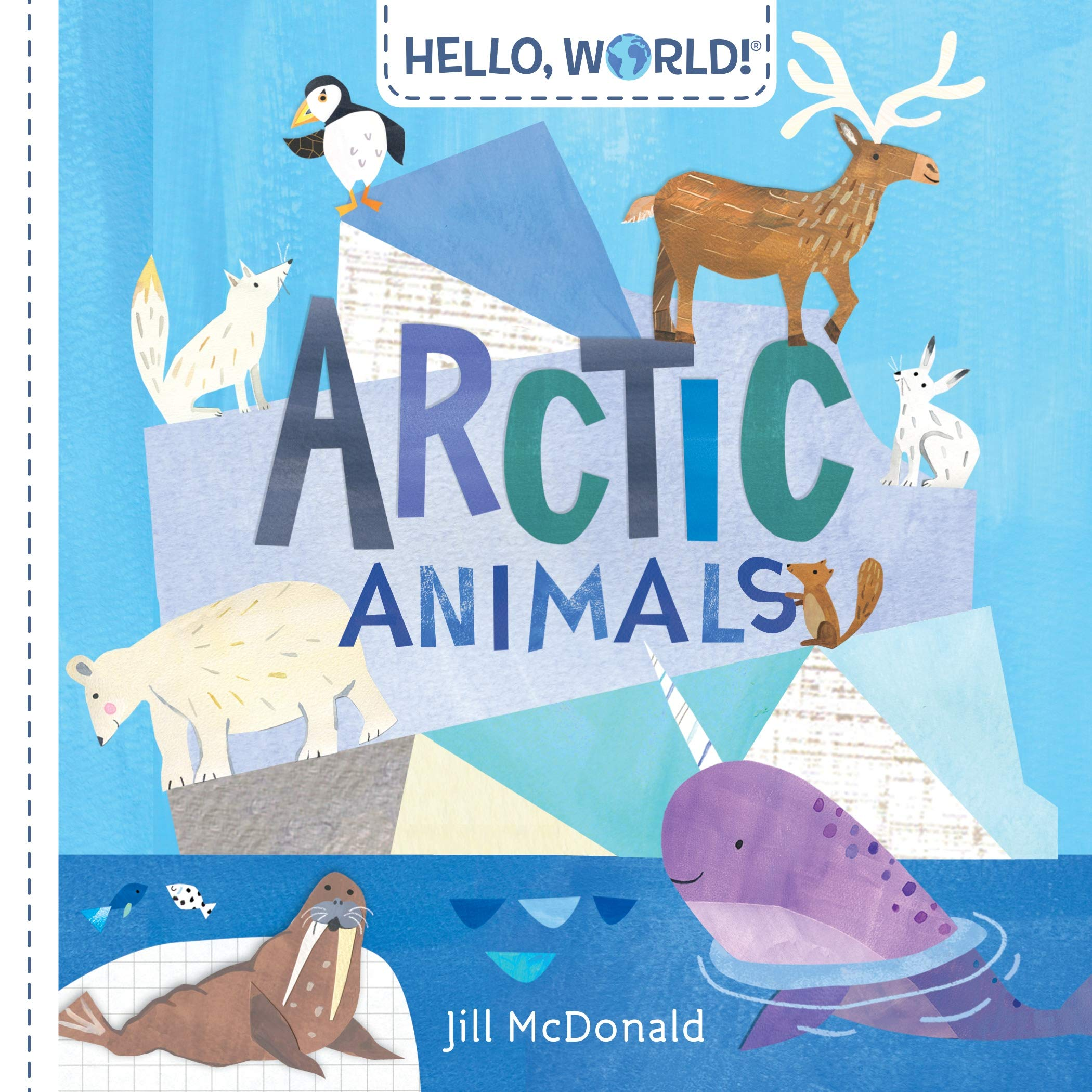Hello World  Arctic Animals