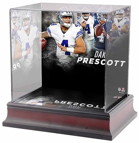 b7896100b50 Image Unavailable. Image not available for. Color  Sports Memorabilia Dak  Prescott Dallas Cowboys ...