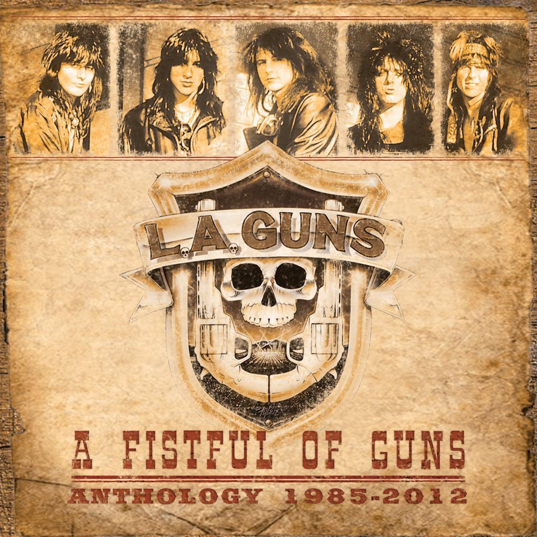 CD : L.A. Guns - A Fistful Of Guns - Anthology 1985-2012 (2 Disc)