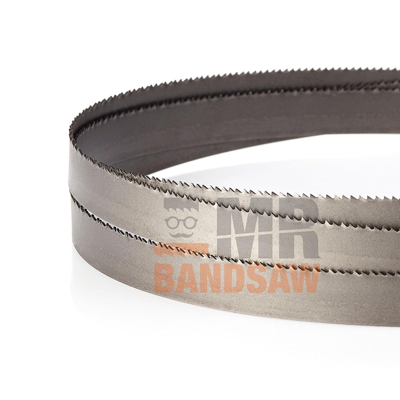 1638 x 13 x 0.65mm x 10/14 TPI Metallsä geband Bi-Metall M42 Dakin-Flathers