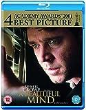 A Beautiful Mind [Blu-ray] [2001] [Region Free]