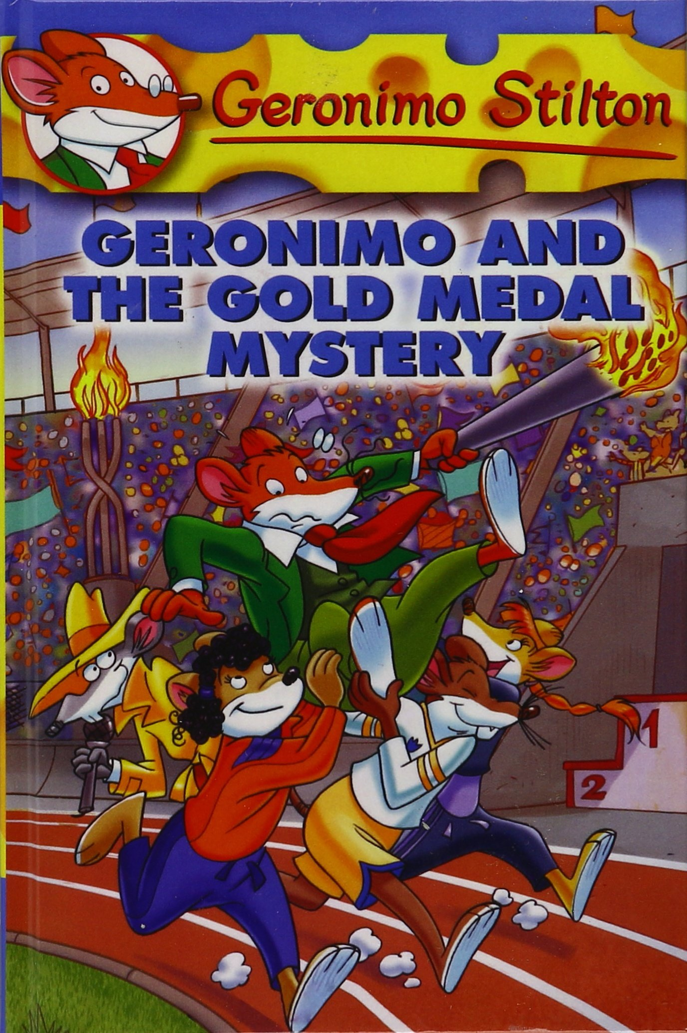Ebook by Geronimo Stilton - Geronimo And The Gold Medal Mystery