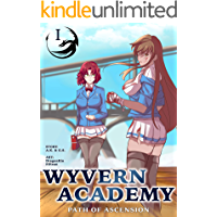 Wyvern Academy: Path of Ascension I book cover