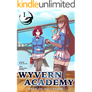 Wyvern Academy: Path of Ascension I