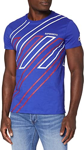 TALLA M. Superdry Sportstyle Graphic tee Camiseta para Hombre