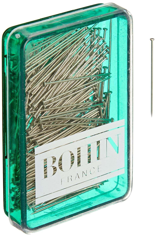 Bohin 47501 200 Count Silk Pin, 17-1 16