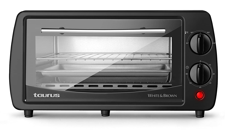 Taurus Horizon 30 Horno potencia de 1500 W, Negro