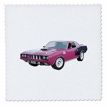 Amazon Com 3drose Boehm Graphics Car 1971 Muscle Car Maroon