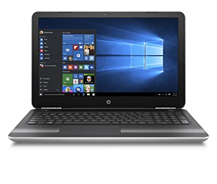 HP Pavilion 15-AU626TX 15.6-inch Laptop (7th Gen Core i5-7200U/16GB/2TB/Windows 10 Home/4GB Graphics), Natural Silver Laptops at amazon