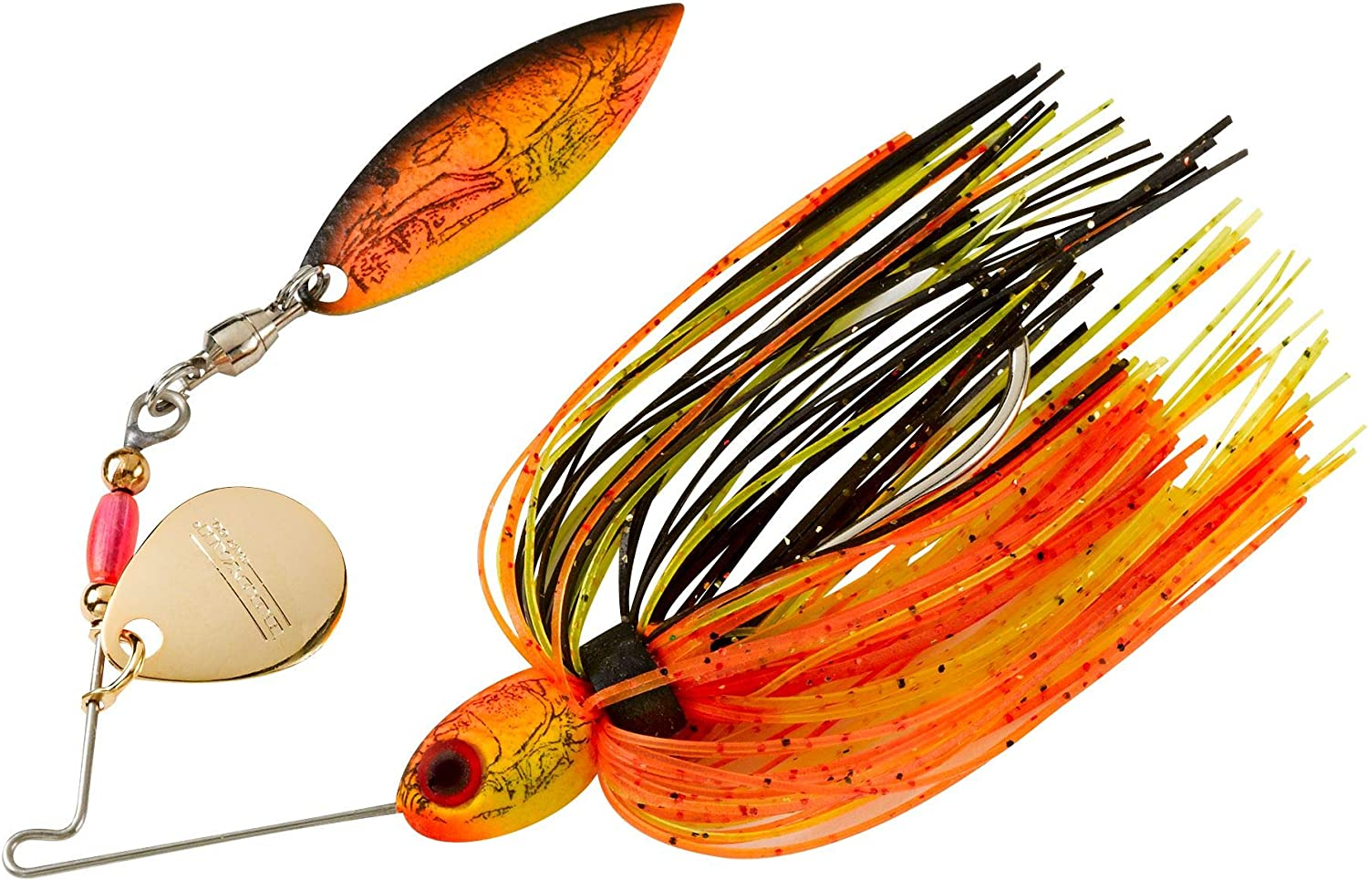 BOOYAH Pond Magic - Sunrise Craw - 3/16 oz - #0 Colorado/#3 Willow, Model:BYPM36715 : Fishing Bait Traps : Sports & Outdoors