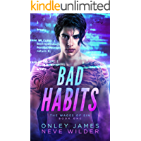 Bad Habits (Wages of Sin Book 1) book cover