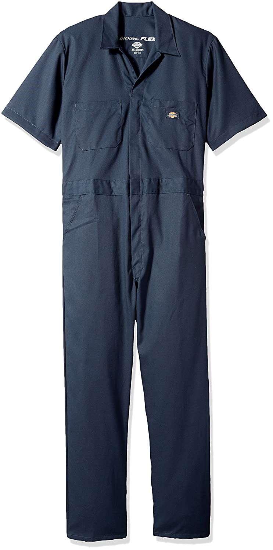 Dickies Men's Short Sleeve Flex Coverall Dickies Men's Sportswear 33274