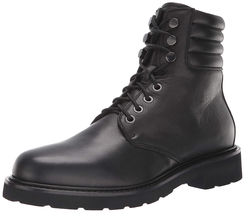 Image of Aquatalia Men's Heath Tumbled Calf Hiking Boot