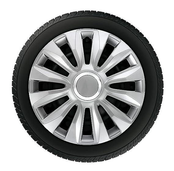 Amazon.com: Lampa 31520 Avalone Pro Set of Hub Caps, 13 Inches: Automotive