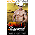 Cowboy's Barmaid: A Small Town Military Romance (Lucky Flats Ranchers Book 2)