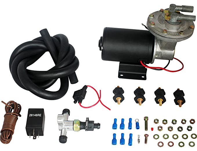 Amazon.com: New Electric ke Vacuum Pump Kit for Booster 28146 ...