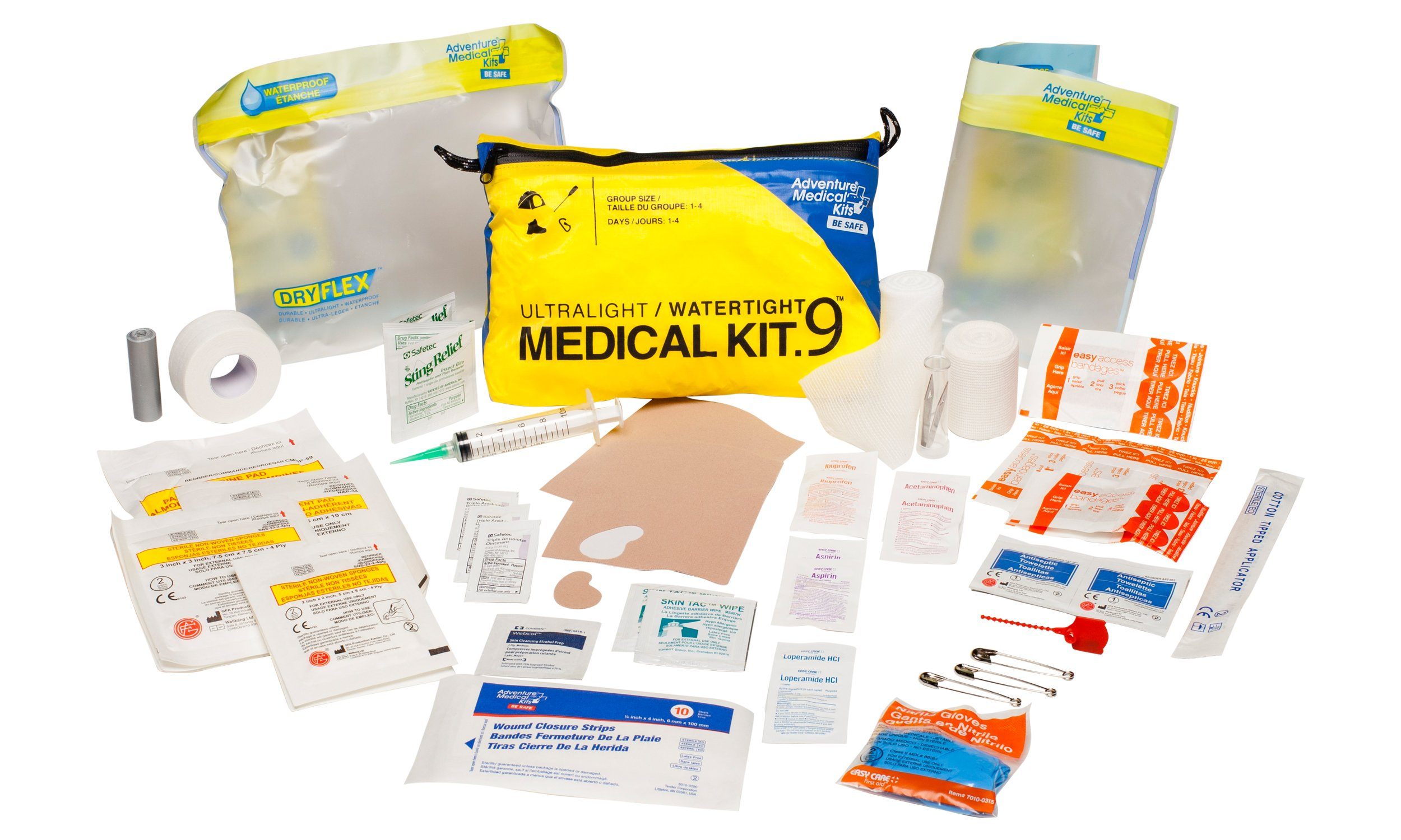 Adventure Medical Kits Ultralight and Watertight .9 First Aid Kit by Adventure Medical Kits (Image #1)