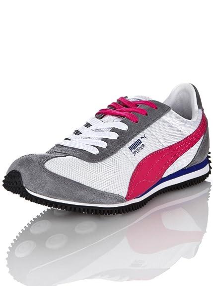 Speeder M 185607 Femme Chaussures 2 Wns Blanc Puma 1 zqMSpUV