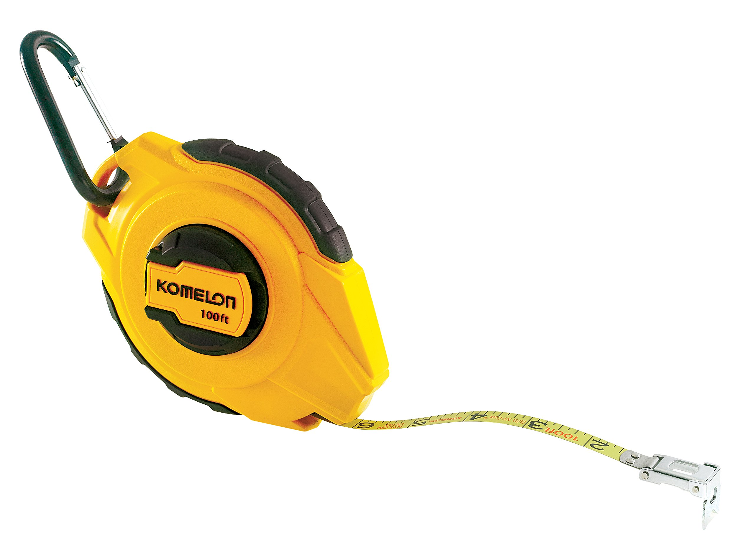 Komelon 9911 Gripper Evolution Tape Measures, Small, Yellow/Black