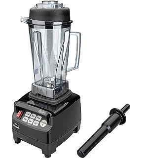 Lacor Profesional 69195 - Batidora eléctrica, 2250 W, 2 litros, negro
