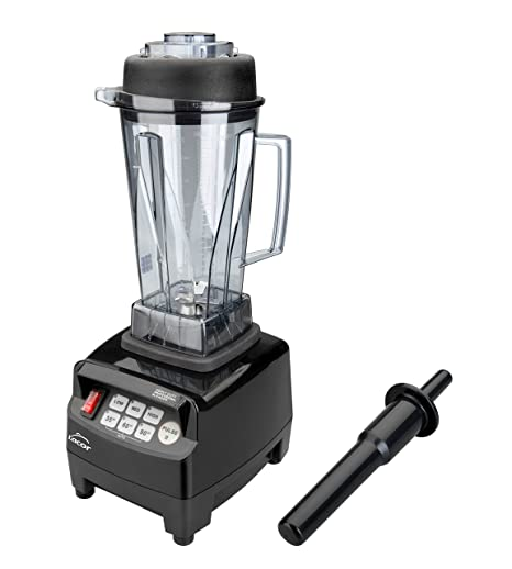 Lacor - 69195 - Batidora eléctrica Profesional 2250w 2 Litros - Negro