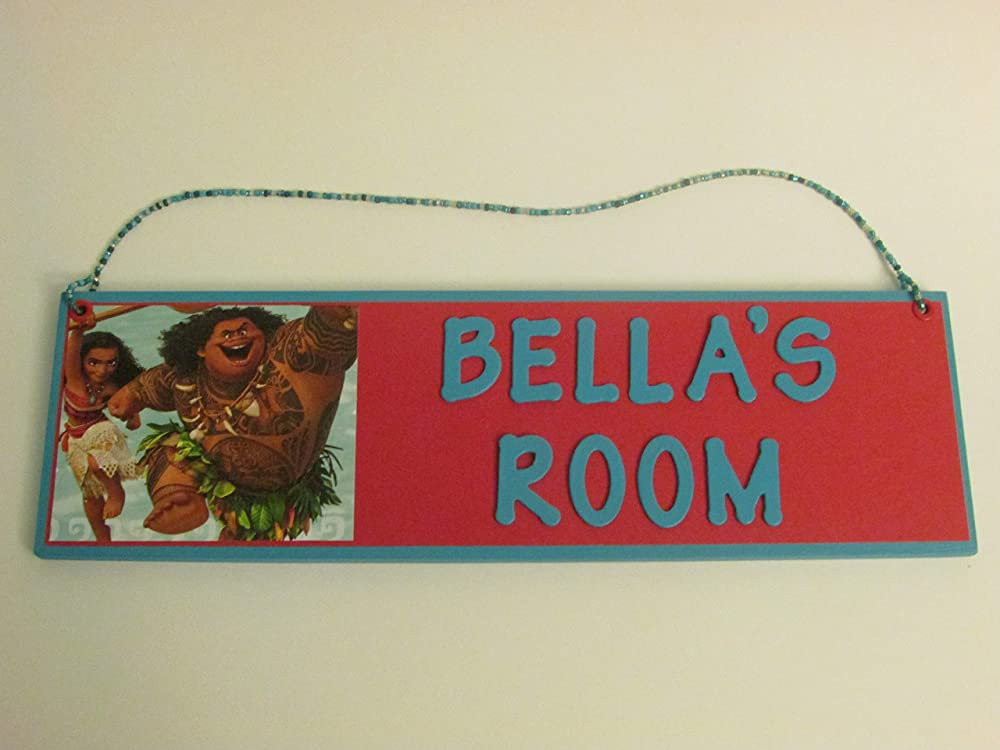 Trolls Poppy Customized Name Sign Trolls Poppy Room Name Wall Sign Personalized Trolls Girls Room Decor