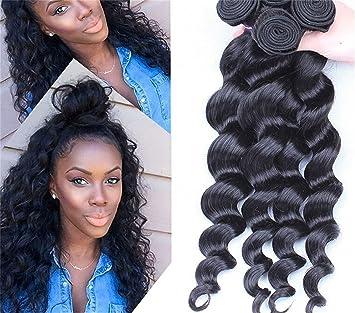 Amazon goood hair peruvian virgin hair bundles 4pcs 6a goood hair peruvian virgin hair bundles 4pcs 6a unprocessed human hair weaves peruvian loose wave natural pmusecretfo Image collections