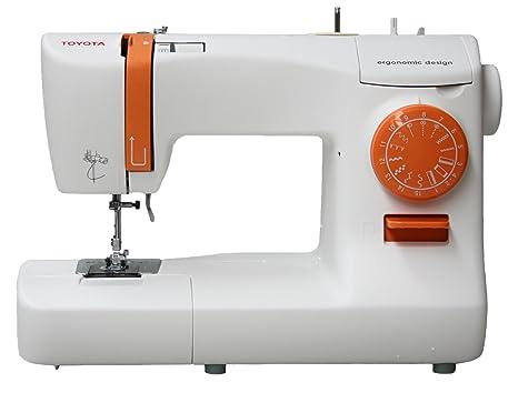 Toyota ECO15B Allround máquina de coser con brazo libre 15 programas