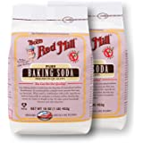Baking Soda, Gluten Free 2/16oz Bob's Red Mill, Packaging May Vary