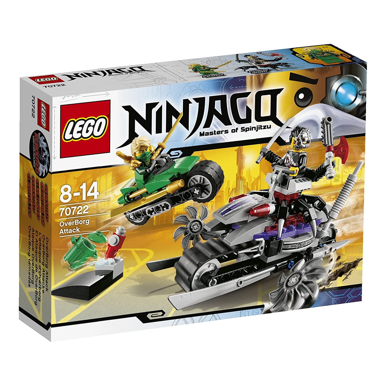 lego ninjago playthmes 70722 jeu de construction lattaque