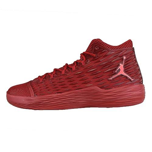 67a6f870e7f3 Nike Jordan Melo M13 Men s Basketball Shoes (UK-13)  Amazon.co.uk ...