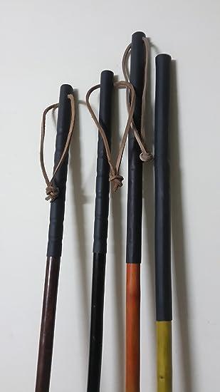 bamboowoodcraft.com Juego de 50 Palos de Hierro, bambú, Bo ...