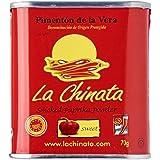 La Chinata Pimentón de la Vera Dulce - geräuchertes Paprikapulver, 1er Pack (1 x 70 g)
