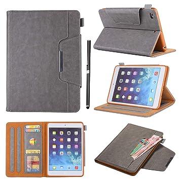 Funda iPad Mini 2, Funda iPad Mini 3, Vintage Flip Carcasa ...