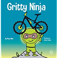 Image for Gritty Ninja: A Children's Book About Dealing with Frustration and Developing Perseverance (Ninja Life Hacks)