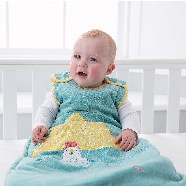 El Gro Company Saco de dormir Grobag 6-18 meses feliz Hill Bebé 2.5 Tog
