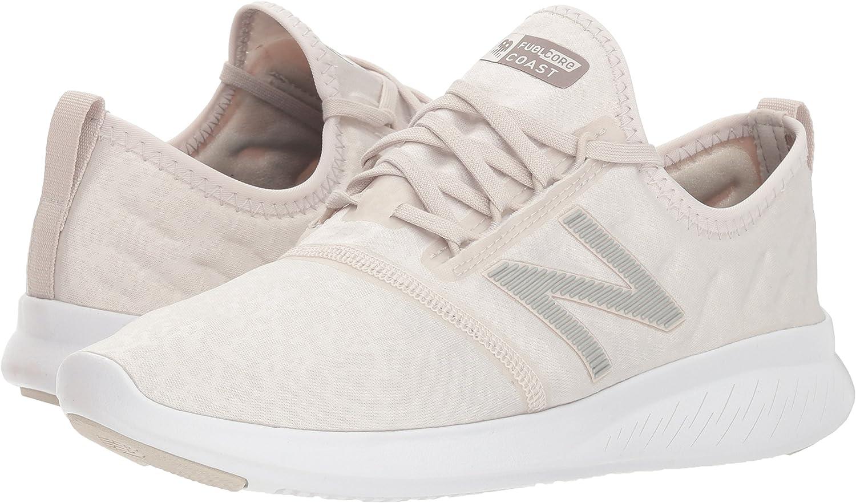 New Balance Coast V4 FuelCore - Camiseta para Mujer, Color, Talla 38.5 EU: Amazon.es: Zapatos y complementos