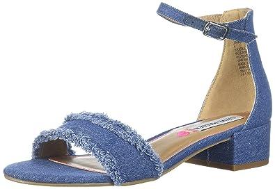 36154136d59 Steve Madden Girls  JIRENE Heeled Sandal