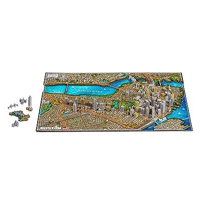 Boston USA Time Puzzle 1100 piece: Toys & Games